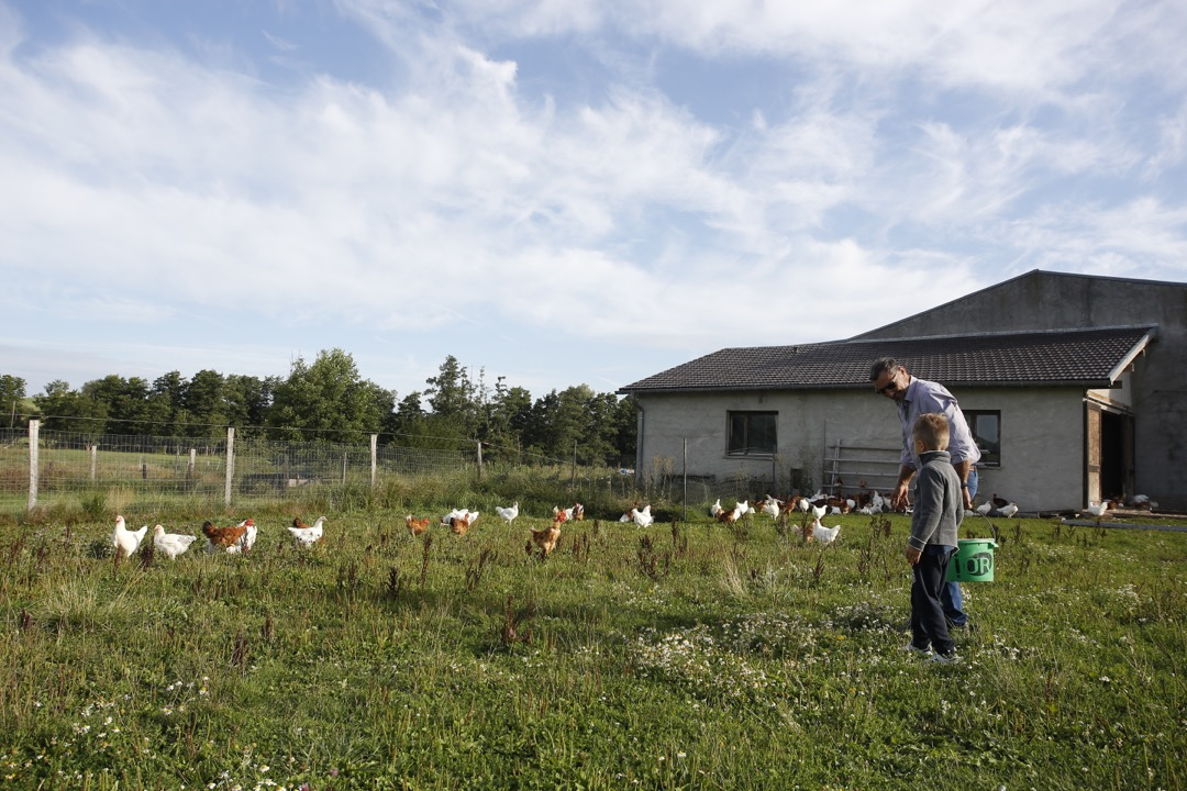 Ferme de la Charmille - Agriculture Biologique