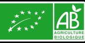 Certifié issu de l'Agriculture Biologique